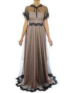 Vestido Bredo - Rosê