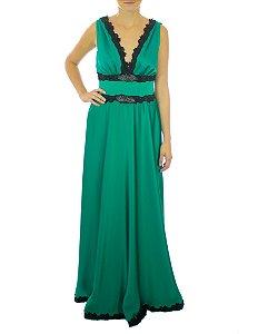 Vestido Esmeralda - Verde