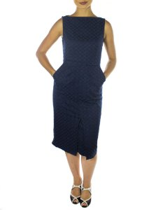 Vestido Francesinha - Azul
