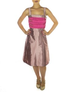 Vestido Juju - Rosê