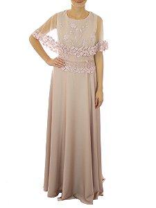 Vestido Mãe - Rosê