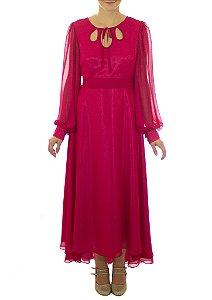 Vestido Patricia - Vermelho
