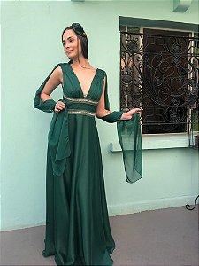 Vestido Xique Xique - Verde