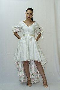 "Vestido de Noiva Chiyo ""V"""