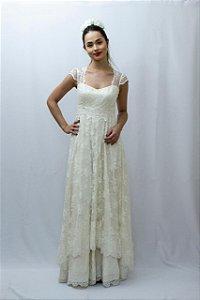 Vestido de Noiva Grease