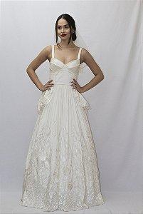 Vestido de Noiva Angelica