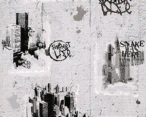 Papel de Parede Bobinex – Coleção Boy And Girls REF: 684011