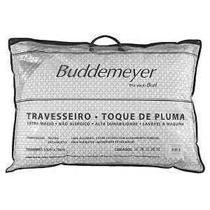 Travesseiro Toque de Pluma Buddmeyer 50cm X 70cm