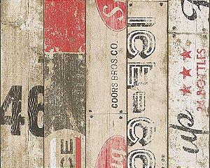 Papel de Parede Bobinex – Coleção Boy And Girls REF: 959501
