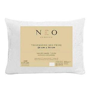 Travesseiro Neo Prime 233 Fios 50cm X 70cm - Camesa