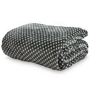 Cobertor Loft Casal  - Camesa - Cruz verde