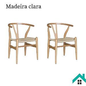 Kit Duas Cadeiras Valentina - Rivatti