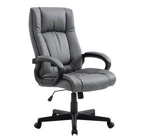 Cadeira Preta Para Escritório - Office Baza Americana - Rivatti