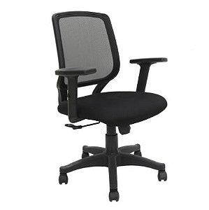 Cadeira Para Escritório - Office Ávila com Braços Ajustáveis - Rivatti
