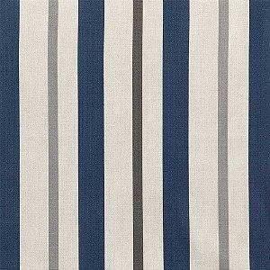 Tecido para Decoração Coleção Essence - Eller Azul - Karsten