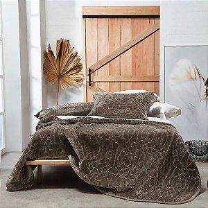 Edredom / Coberdrom Altenburg Blend Elegance Plus Premium Ornamental Grid - King