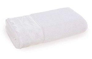 Toalha de Rosto Constanza  - Branco - Karsten