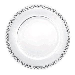 Souplast de Cristal Coração 32cm - Lyor