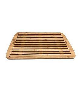 Tabua Migalheira De Pão Em Bambu - Oikos