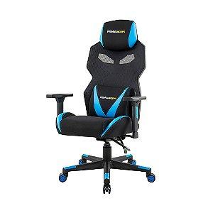 Cadeira Office Pro Gamer Z Azul - Rivatti