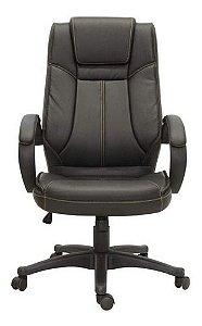 Cadeira Office Nova Cordoba Preto - Rivatti