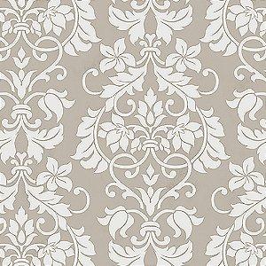 Tecido Estampado Art Decor - Beth Rosa 3964850