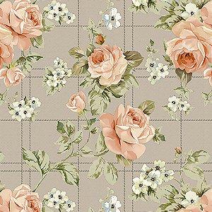 Tecido Estampado Art Decor - Nicole Pessego 511