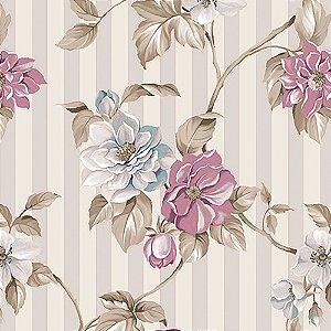 Tecido Estampado Art Decor - Sthepanie Uva 18462-1