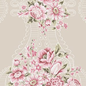 Karsten Decor Art Decor Vitoria Rosa 18436-3