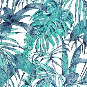 Aquatec Floral Azul - Fiama