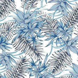 Aquatec Floral Azul C18 - Fiama