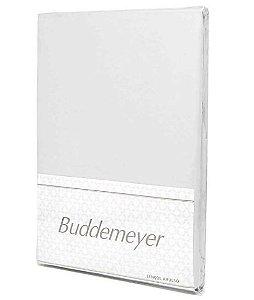 Lençol C/ Elástico Branco - Casal - Buddemeyer