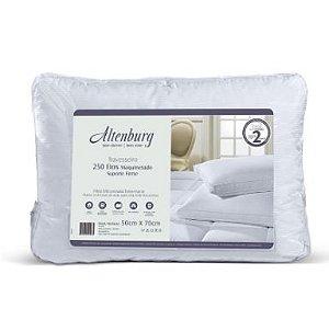 Travesseiro Altenburg 250 fios - Branco - Altenburg