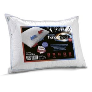 Travesseiro Thermosense Medio - Branco 48cm X 68cm - Altenburg