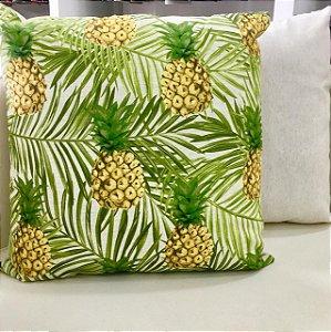 Almofada abacaxi - 50X50