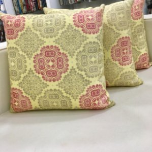 Almofada amarela - 50X50