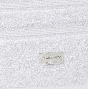 Toalha de Rosto Budmmeyer 48cm X 90cm - Branca