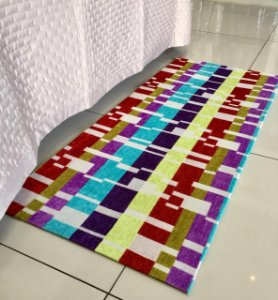 Tapete Decorativo La Casa - Athenas Color - 3,0m X 4,0m