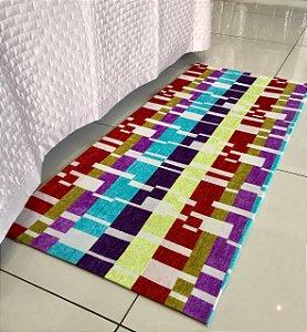 Tapete Decorativo La Casa - Athenas Color - 1,0m X 1,5m
