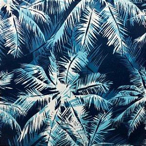 Soleil Digital - Folhagem Azul