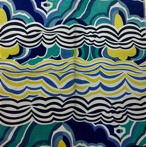 Solaris Des - Azul/Amarelo