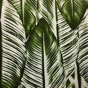Acrilico - Folhagem Verde
