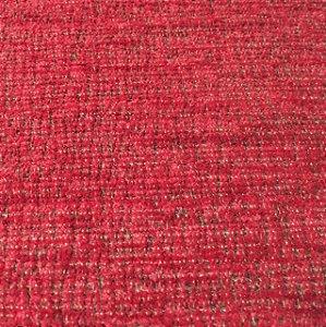Tecido Futon Asti Liso - Vermelho