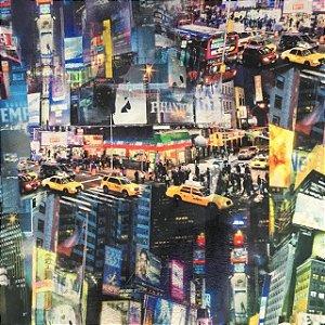 Camurça Veloa Digital 700472 - NewYork