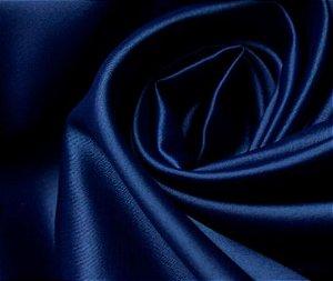 Cetim 3m de largura - 30 Azul Marinho