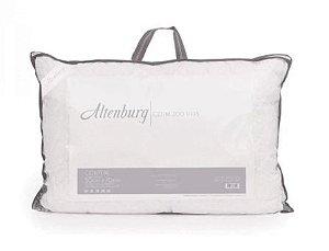 Travesseiro Cetim 300 fios 50X70 Altenburg - Branco