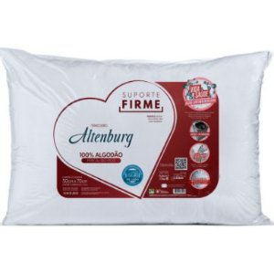 Travesseiro Suporte Firme 50X70 - Altenburg 180 fios