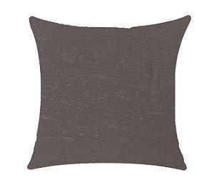 Almofada com Enchimento - Coleçao Marble Guna Grafite - 50X50