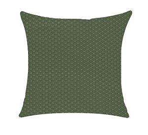Almofada com Enchimento 50X50 - Garden Trancoso Verde