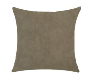 Almofada com Enchimento Veludo Elegance - Fendi - 50X50